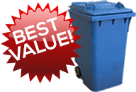 Quarterly Trash Bin Cleaning Services